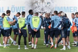 160419 TSV 1860 München Training