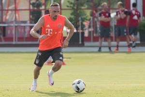 160711 FC Bayern München Training