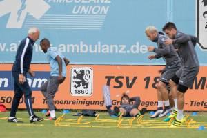 160715 TSV 1860 München Training
