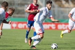 160821 SpVgg Unterhaching - FSV Mainz 05