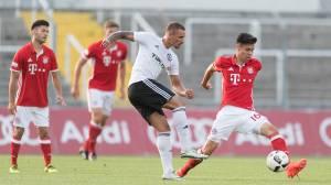 160902 FC Bayern München II - TSV 1860 Rosenheim