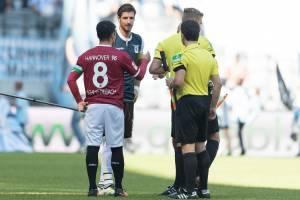 160925 TSV 1860 München - Hannover 96
