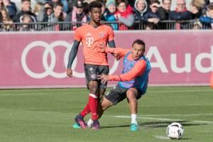 161020 FC Bayern München Training
