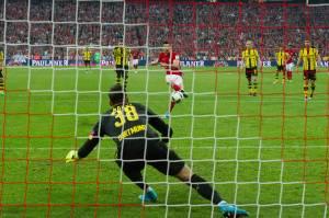 170408 FC Bayern München - Borussia Dortmund