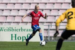 170408 SpVgg Unterhaching - SV Seligenporten
