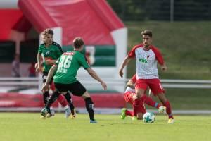 170705 FC Augsburg - FC Wacker Innsbruck