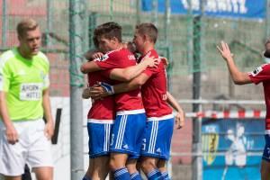 170826 SpVgg Unterhaching - Chemnitzer FC