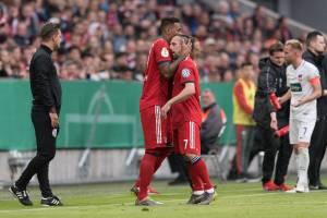 190403 FC Bayern München - 1. FC Heidenheim