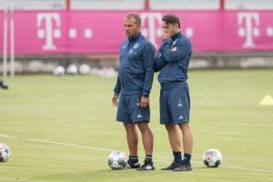 190708 Training FC Bayern