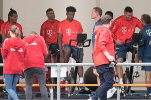 190806 Training FC Bayern München