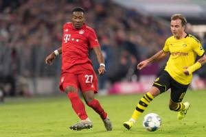 191109 FC Bayern - Borussia Dortmund