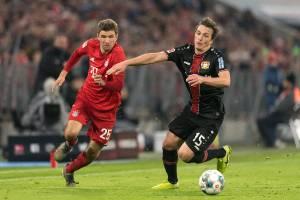 191130 FC Bayern - Bayer 04 Leverkusen