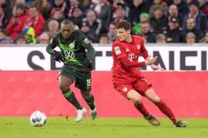 191221 FC Bayern - VfL Wolfsburg