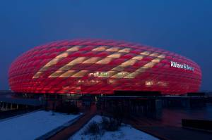 200227 Allianz Arena 120 Jahre FC Bayern München