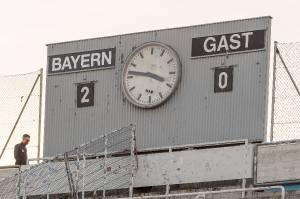 201025 FC Bayern München II - SV Waldhof Mannheim